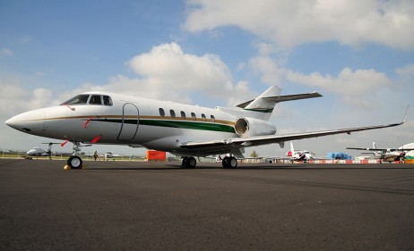 Hawker 900XP-36 - Exterior web