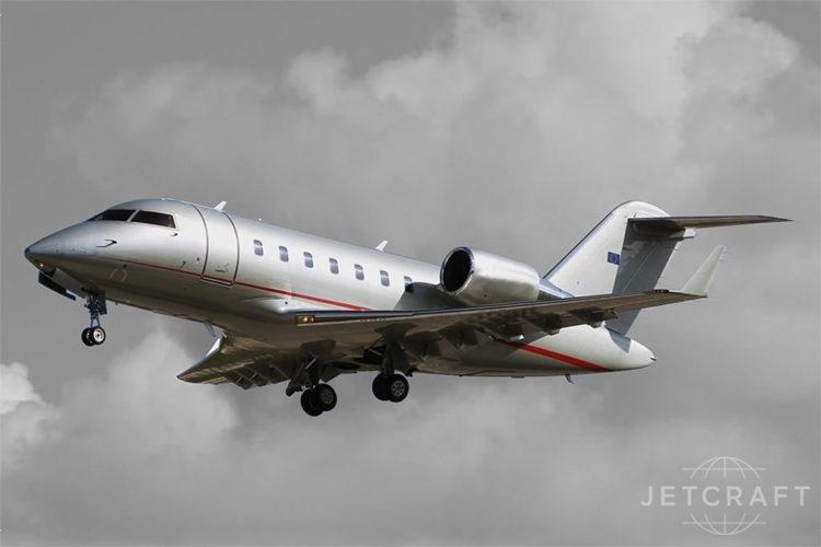 2007 Bombardier Challenger 605 S/N 5704