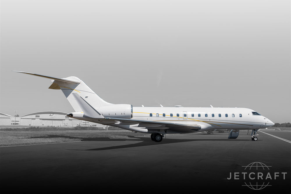 2012 Bombardier Global 5000 S/N 9453