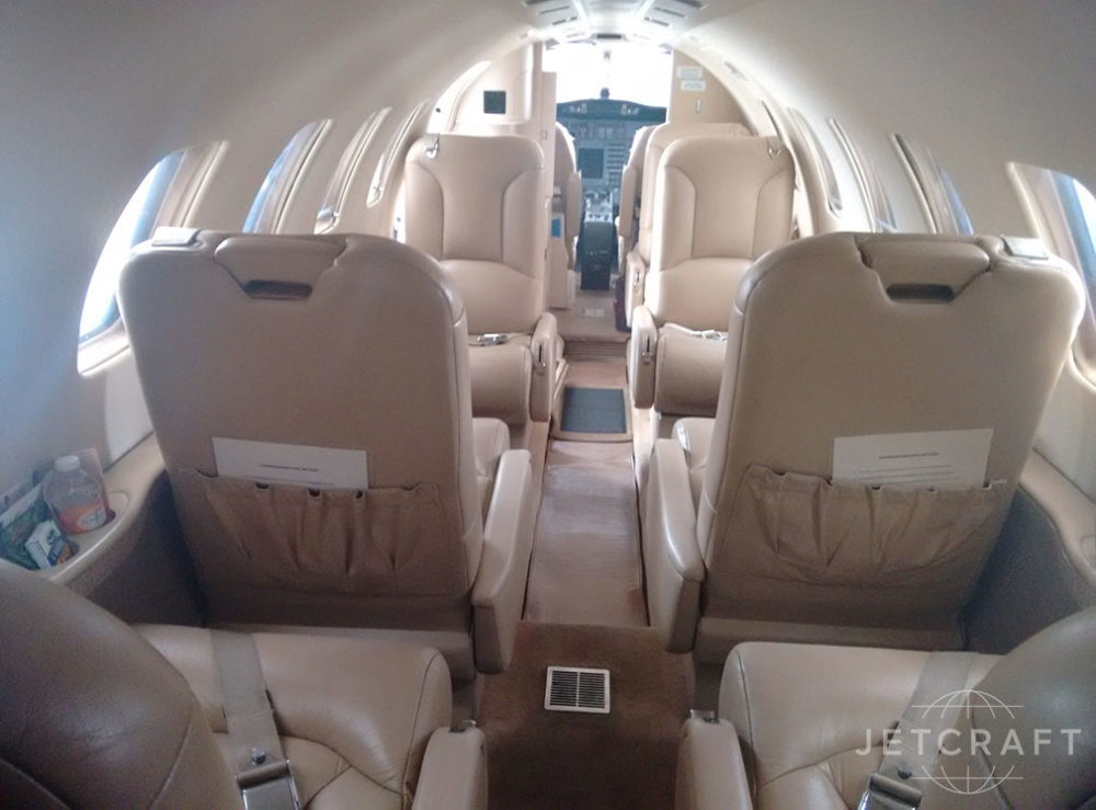 1998 Cessna Citation 550 Bravo S/N 550-0855