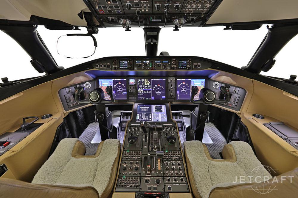 2012 Bombardier Global 5000 Vision S/N 9449