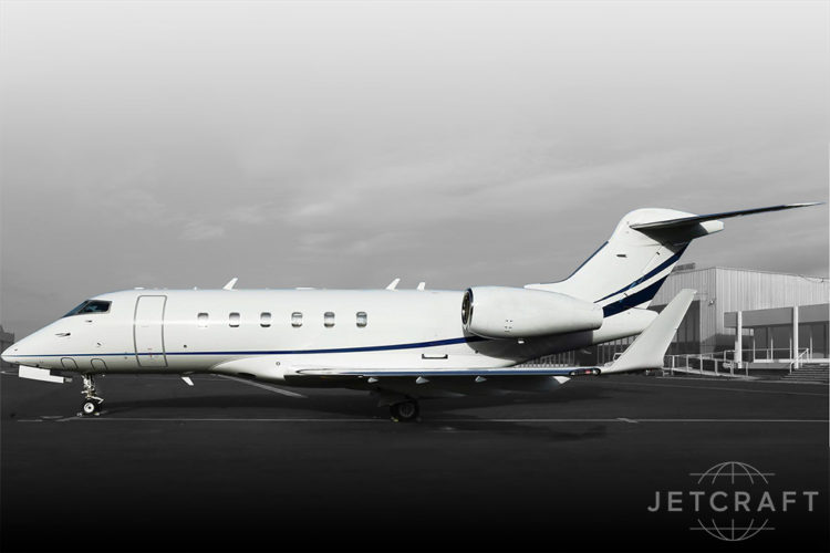 2012 Bombardier Challenger 300 S/N 20334