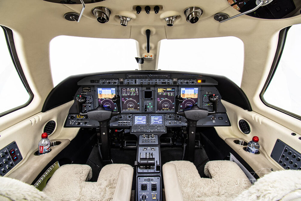 2010 Cessna Citation CJ4 S/N 525C-0009