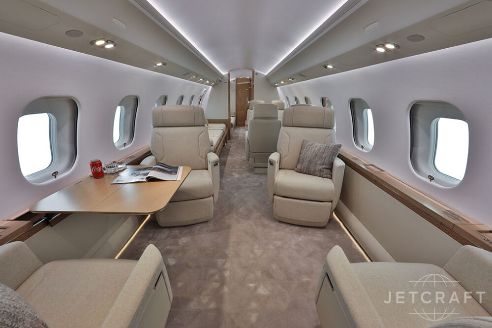 2019 Bombardier Global 6500 S/N 9861